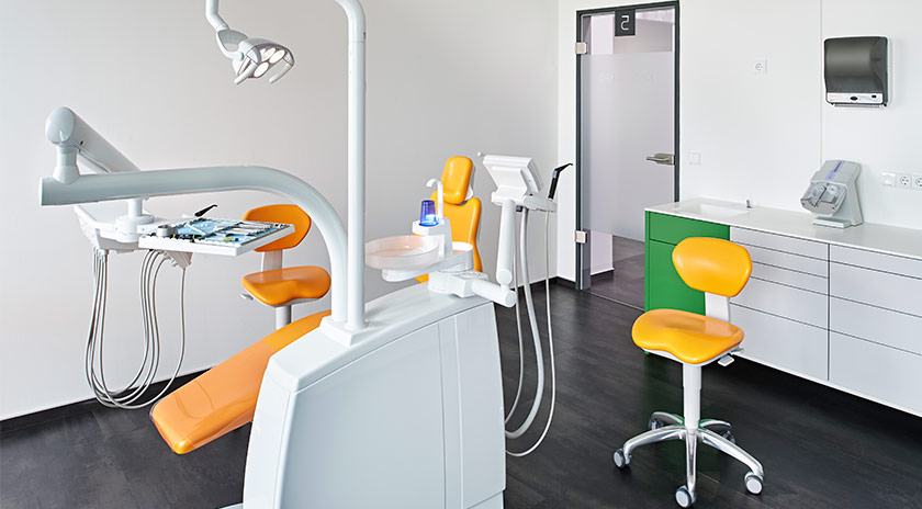 Gemeinschaftspraxis Zahnmedizin Ansicht Kinderraum