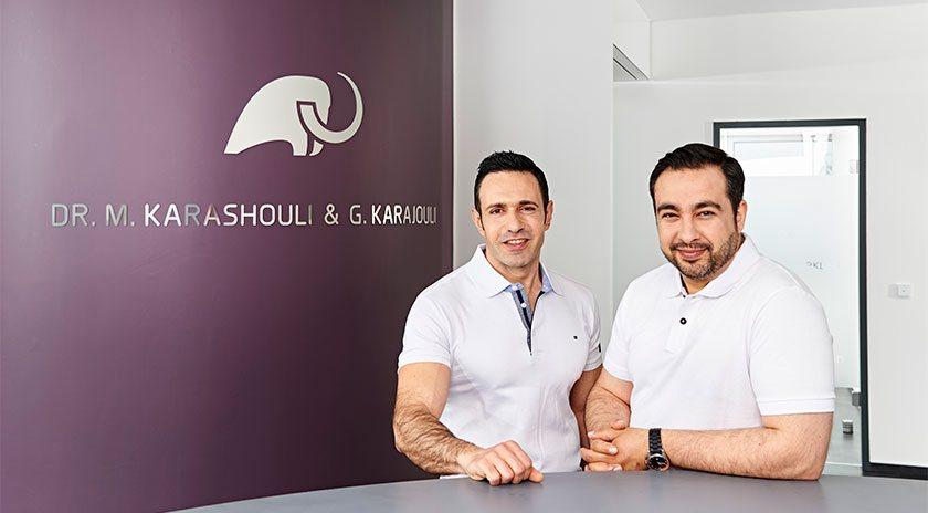 Gemeinschaftspraxis Zahnmedizin Dr. Mahmoud Karashouli und Ghaleb Karajouli in Friedrichshain